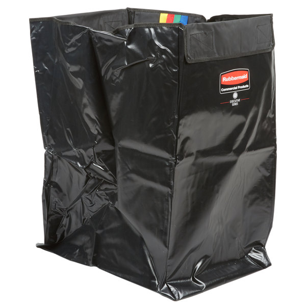 Rubbermaid 1881782 Replacement 4 Bushel Bag for 188749 and 188781 X-Carts Main Image 1