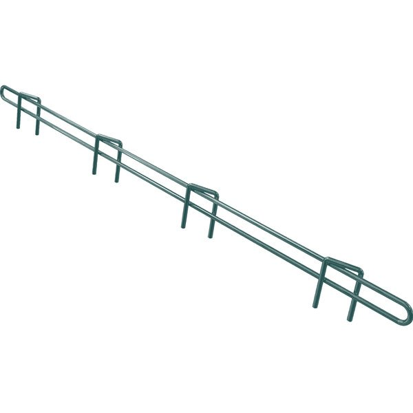 "Metro L24N-1K3 Super Erecta Metroseal Shelf Ledge 24"" x 1"" Main Image 1"