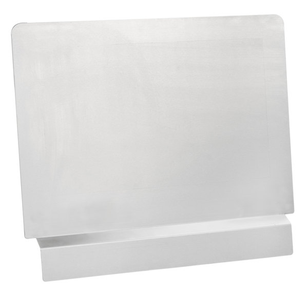 FMP 133-1563 Equivalent Stainless Steel Universal Splash Guard for Deep Fryers