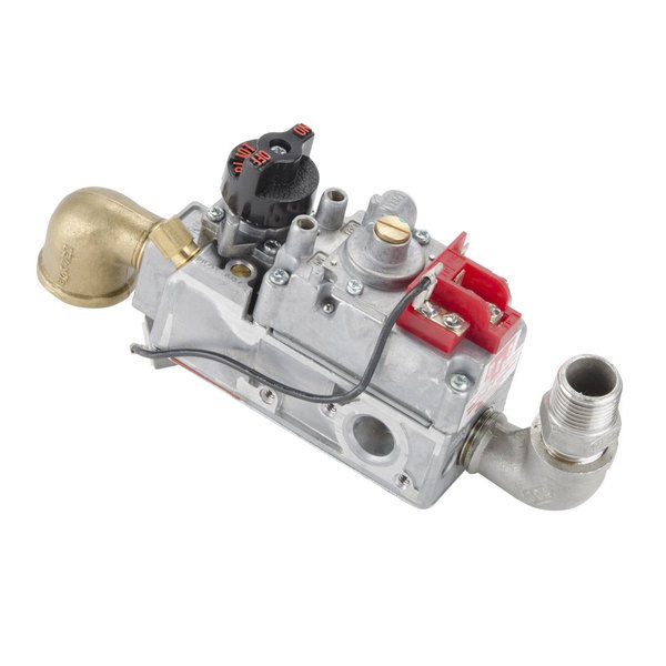 Cooking Performance Group 06.05.1470674 Liquid Propane Gas Safety Control Valve for CF15 and CF30 Countertop Fryers