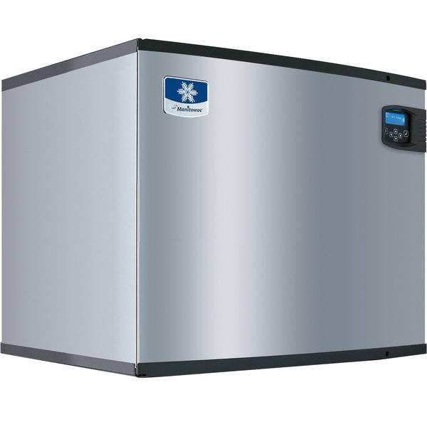 """Manitowoc ID-2176C Indigo Series QuietQube 30"""" Remote Condenser Full Size Cube Ice Machine - 1919 lb."""