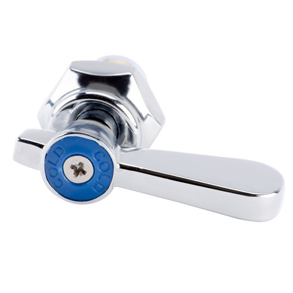 Regency Faucet Repair Kit with Cold Handle and Cartridge for Deck Mount Faucets and Mop Sink Faucets