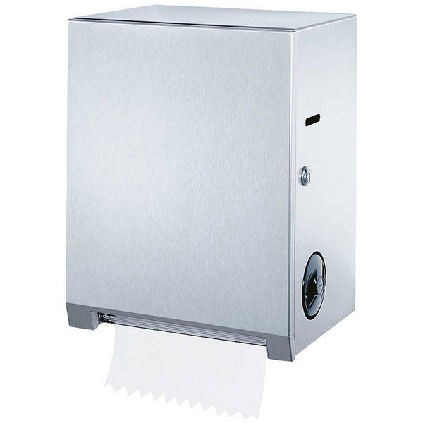 Bobrick B-2860 Surface Mounted Roll Towel Dispenser