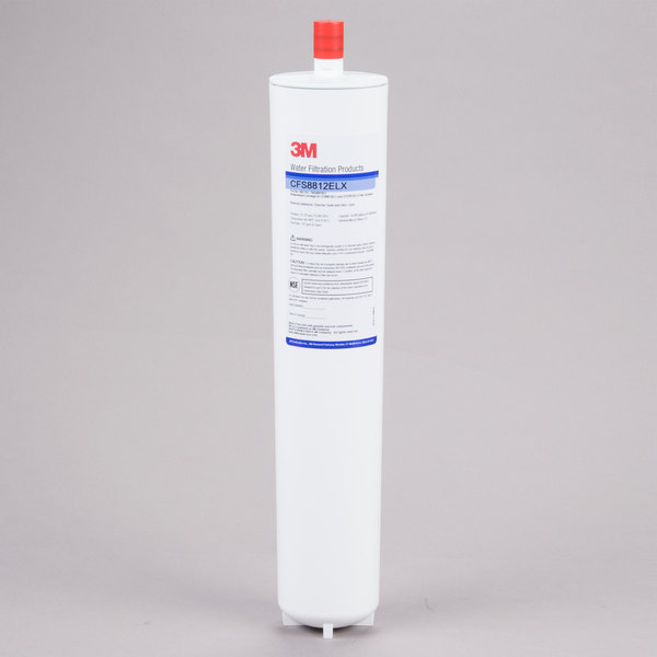 """3M Water Filtration Products CFS8812ELX 17 1/8"""" Replacement Cyst Reduction Cartridge - 0.5 Micron and 1.67 GPM"""