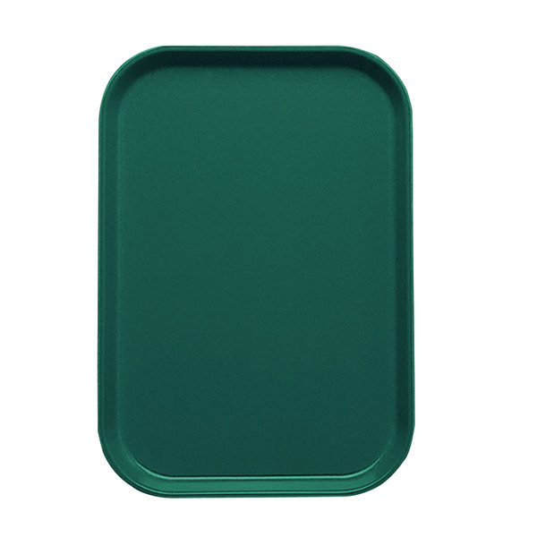 "Cambro 1116414 10 7/8"" x 15 7/8"" Teal Customizable Insert for 1622 Fiberglass Camtray - 24/Case"