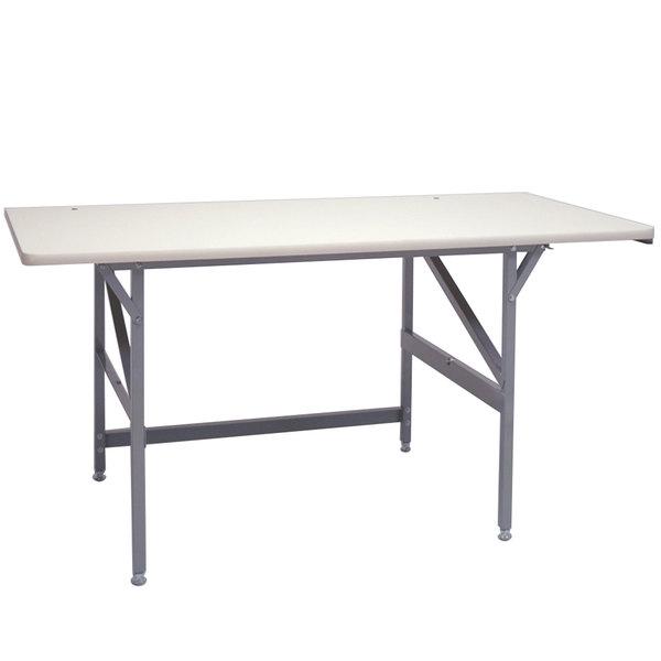 "Bulman A80-06 36"" x 72"" Basic Packing Table Main Image 1"
