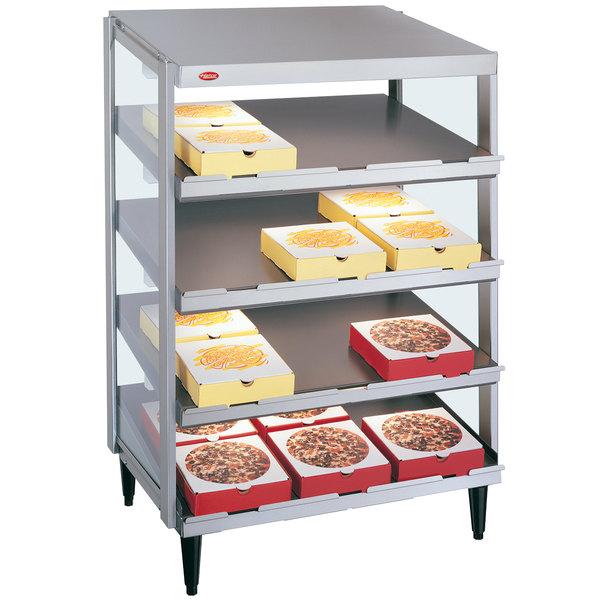 "Hatco GRPWS-2418Q Glo-Ray 24"" Quadruple Shelf Pizza Warmer - 120/208V, 1920W"