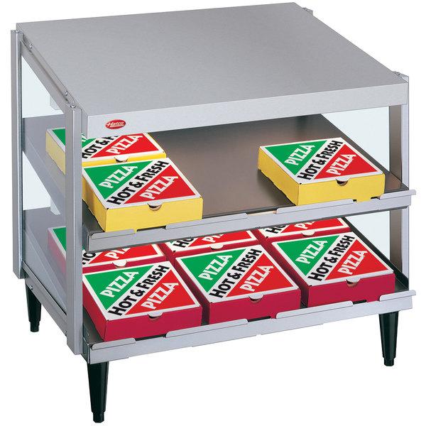 """Hatco GRPWS-2418D Glo-Ray 24"""" Double Shelf Pizza Warmer - 960W"""