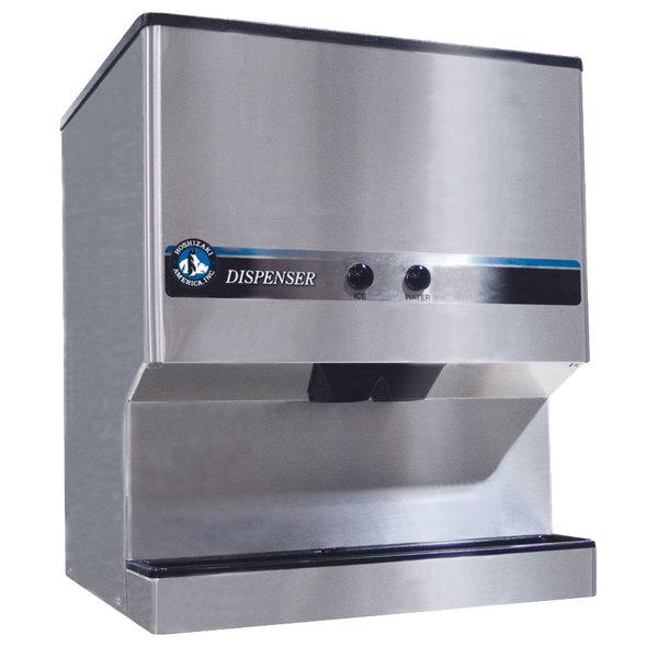 Hoshizaki DM-200B Manual Fill / Modular Countertop Ice and Water Dispenser - 200 lb. 115V