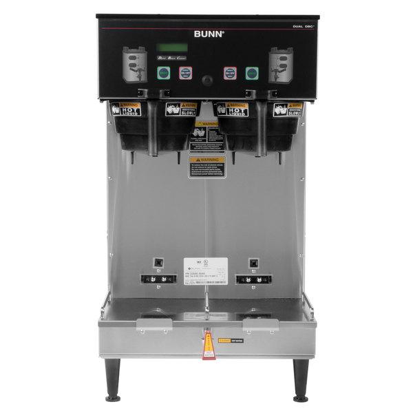 Bunn 33500.0046 BrewWISE Dual Soft Heat DBC Brewer - 120/208V-240V Main Image 1