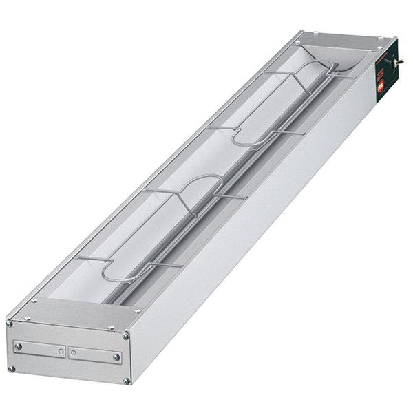 "Hatco GRA-48 48"" Glo-Ray Single Infrared Warmer with Infinite Controls - 208V, 800W"