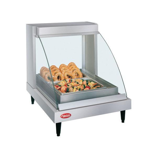 "Hatco GRCD-1P 20"" Glo-Ray Single Shelf Merchandiser - 410W"