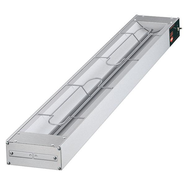 "Hatco GRA-120 120"" Glo-Ray Single Infrared Warmer with Infinite Controls - 240V, 2100W"