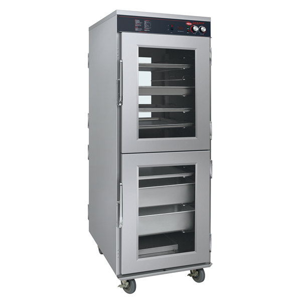 Hatco FSHC-17W2D Flav-R-Savor Two Door Pass-Through Humidified Holding Cabinet - 240V