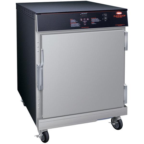 Hatco FSHC-5W1-EE Flav-R-Savor Ten Pan Half Height Single Door Portable Holding / Proofing Cabinet