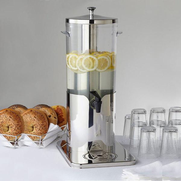 American Metalcraft JUICE5 5.3 Qt. Mini Juice Dispenser