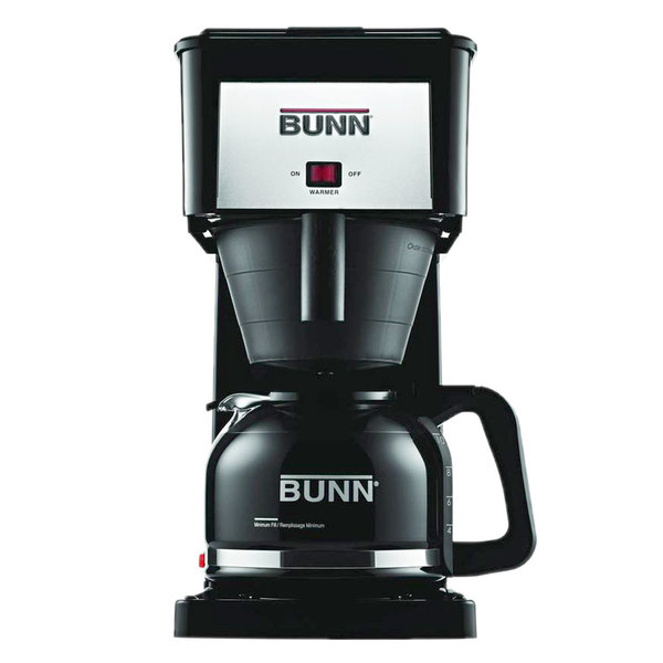 Bunn 38300.0066 BX-B Velocity 10 Cup Pourover Residential Coffee Brewer