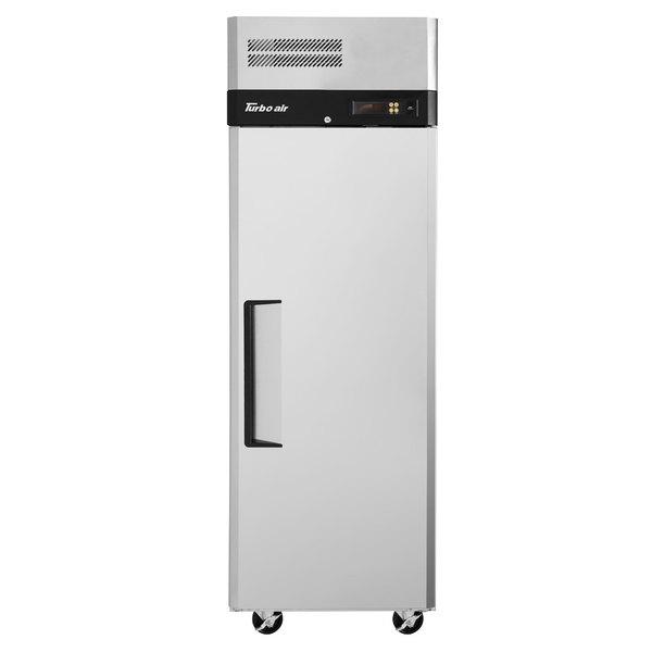 "Turbo Air M3R24-1 M3 Series 29"" Solid Door Reach In Refrigerator"