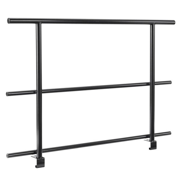 """National Public Seating GRS30 30""""W Guardrail for Stages Main Image 1"""