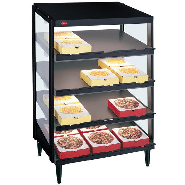 Pizza warmer shelf