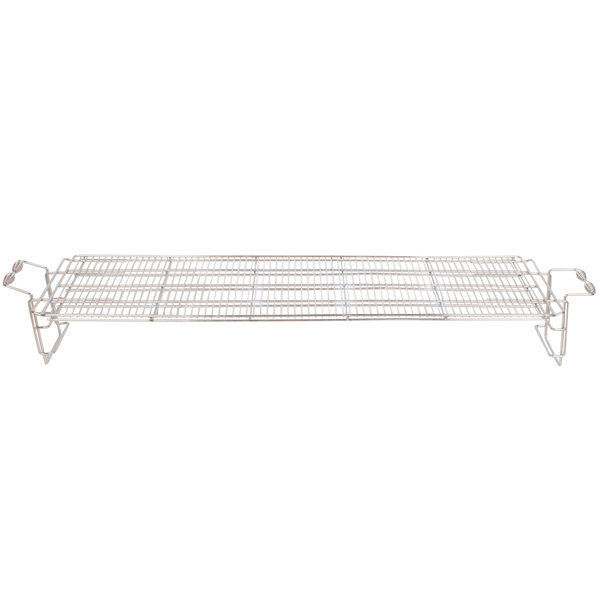 """Crown Verity ZCV-GT-60 Equivalent 60"""" Outdoor Charbroiler / Charcoal Grill Grate Main Image 1"""