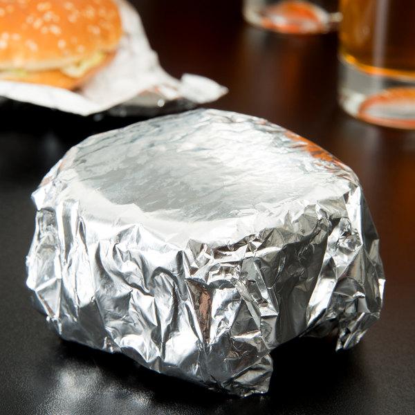 Choice 10 3 4 Quot X 14 Quot Insulated Foil Sandwich Wrap Sheets
