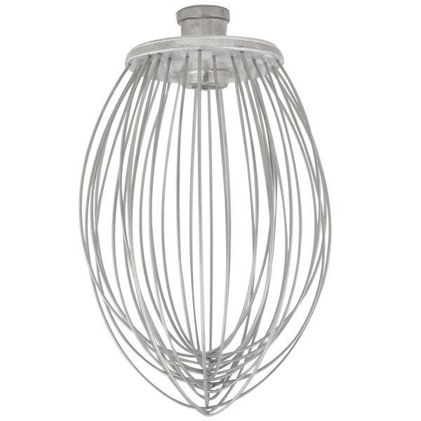 Hobart DWHIP-SST080 Classic Stainless Steel Wire Whip for 80 Qt. Bowls