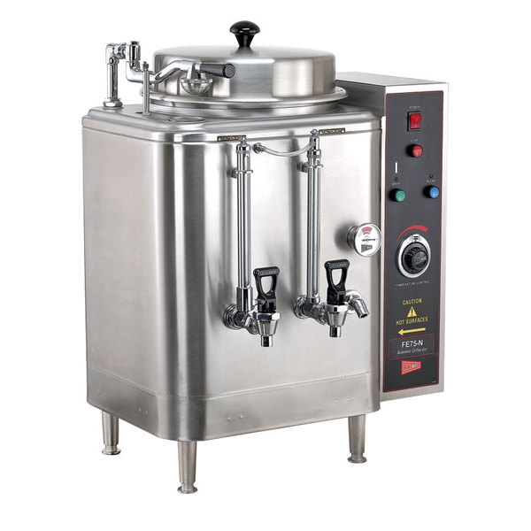 Cecilware FE75N 1 PHASE Single 3 Gallon Automatic Coffee Urn - 120/208/240V