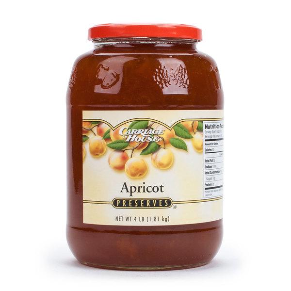 Apricot Preserves - 4 lb. Glass Jar Main Image 1