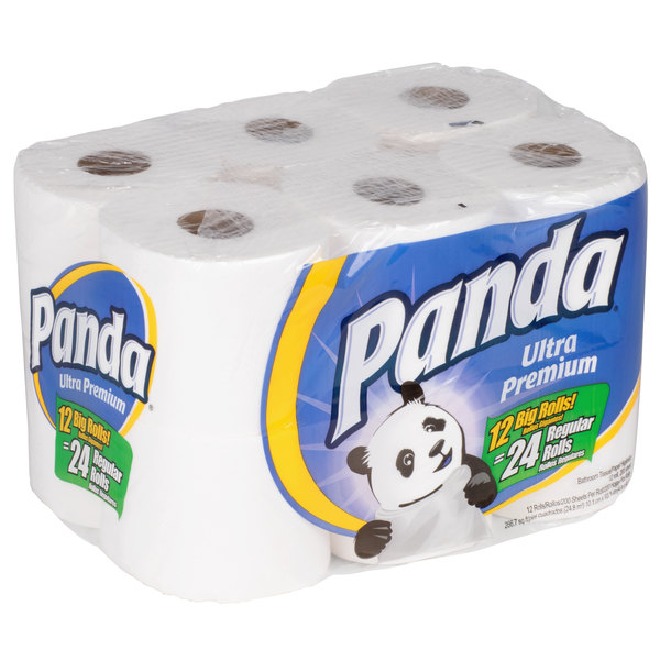 Bathroom Tissue ply ultra-premium 200 sheet bathroom tissue - 96/case