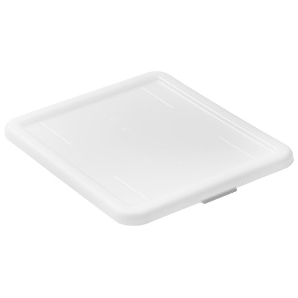 Cambro 911CPC148 White Meal Delivery Tray Lid for Cambro 9113CP and 9114CP - 24/Case Main Image 1