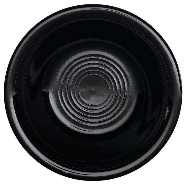 CAC TG-11-BLK Tango 5 oz. Black Fruit Bowl - 36/Case