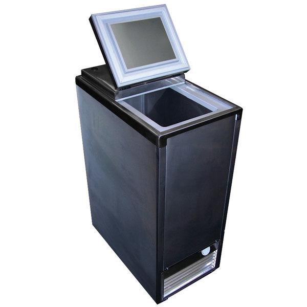 "Excellence FT-4 25"" Four Tub Ice Cream Storage Freezer"