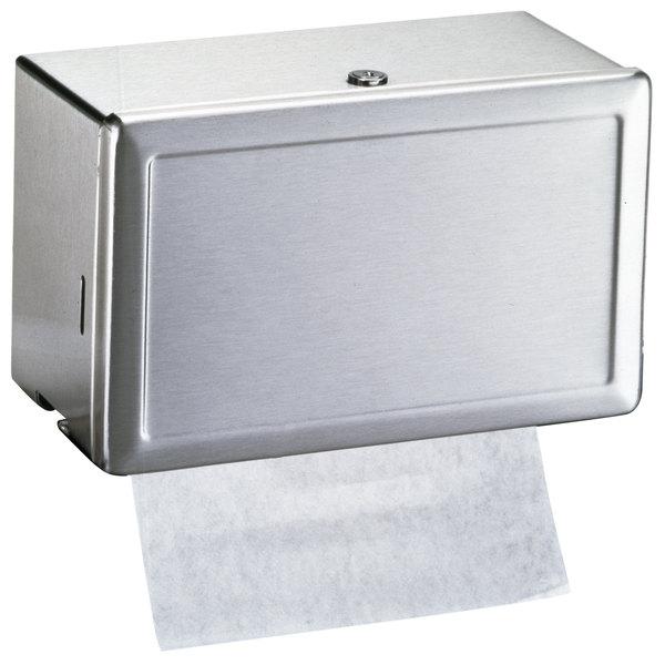 Bobrick B-263 Surface-Mounted Paper Towel Dispenser