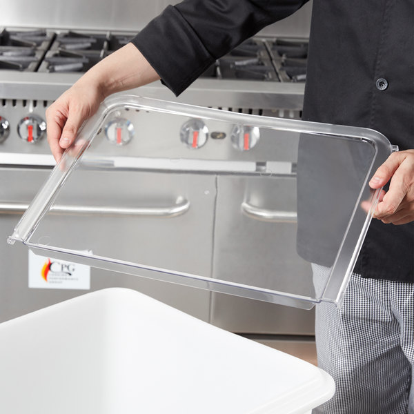 Cambro 60272 Lid Back Section for IBS37 Ingredient Bin