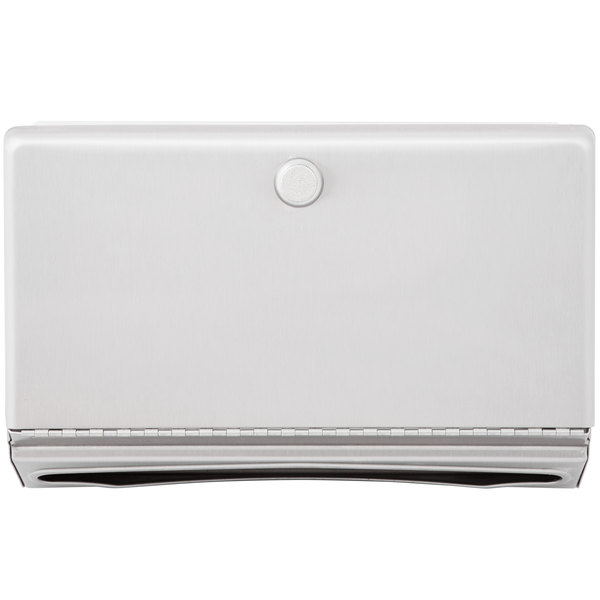 Bobrick B-2621 ClassicSeries C Fold or Multifold Surface-Mounted Paper Towel Dispenser