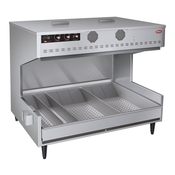 "Hatco MPWS45 45"" Freestanding Multi-Product Warming Station - 120/208V, 2799W"