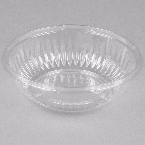 Dart PET24B PresentaBowls 24 oz. Clear Plastic Bowl - 252/Case