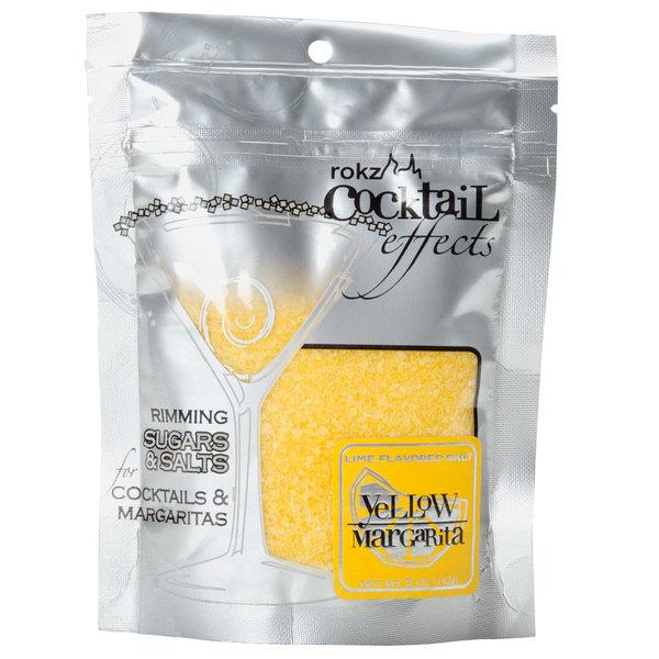 Rokz Cocktail Rim Salt Yellow - 5 oz.