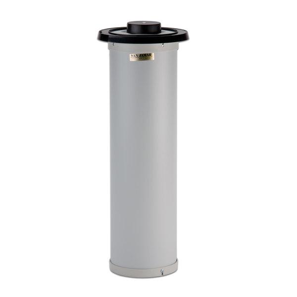 San Jamar C2510C EZ-Fit In-Counter 32 - 64 oz. Deli Cup Dispenser Main Image 1