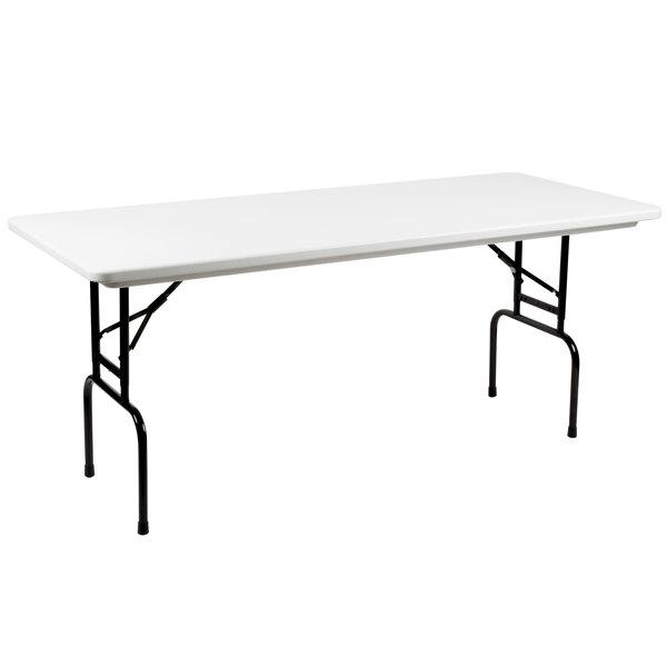 Correll Bar Height Folding Table 30 X