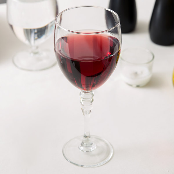 Arcoroc 54840 Siena 12 oz. Grand Savoie Glass by Arc Cardinal - 24/Case