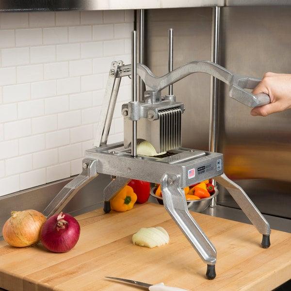 """Nemco 56750-3 3/8"""" Easy Onion Slicer II Fruit / Vegetable Slicer"""