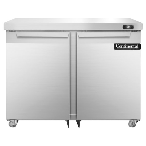 "Continental Refrigerator SW36-U 36"" Low Profile Undercounter Refrigerator"