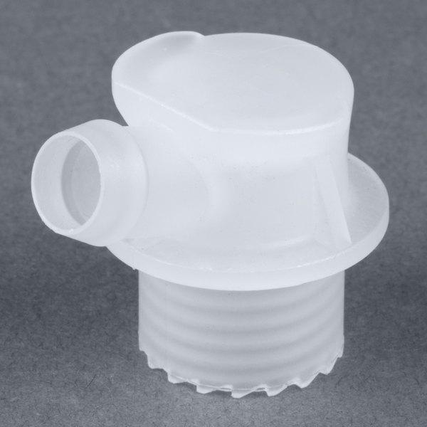 San Jamar X100407 Replacement Connector Cap for P4900BK Countertop Condiment Pump Main Image 1