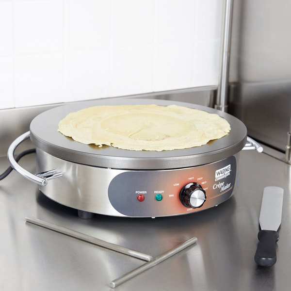 Home Appliances 15 Inch Plate Electric Crepe Machine For Sale Durable In Use Food Processors