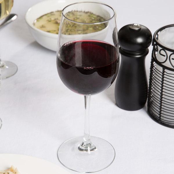 Libbey 7555SR Briossa 18.75 oz. Customizable Grand Wine Glass - 12/Case