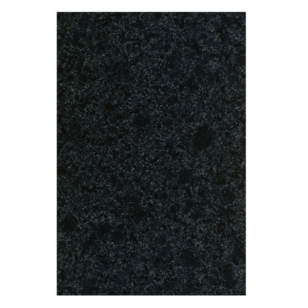 Rubbermaid FG9W0500CMARB Landmark Series Deep Charcoal Marble Decorative Panels for FG9W0200, FG9W0300 Containers Main Image 1