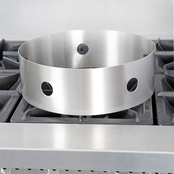 """Town 34708 14/"""" Stainless Steel Wok Ring"""