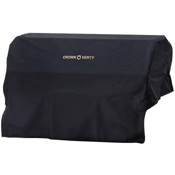 Crown Verity ZCV-BC-48-BI BBQ Cover for BI-48 with Roll Dome Main Image 1